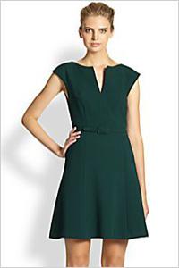 Trina Turk Fit & Flare Dress(Saks Fifth Avenue, $328)