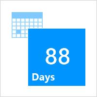 Live Tile Countdown