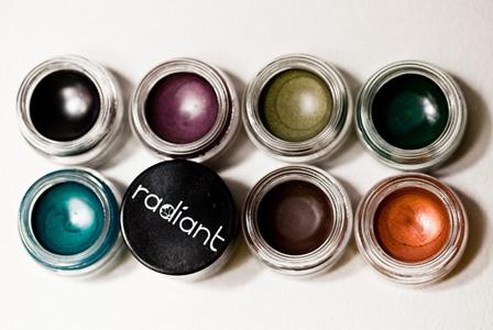 Radiant Cosmetics eyeliner