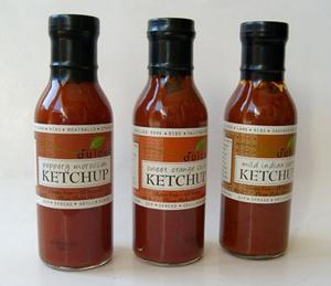 Dulcet Exotic Ketchups