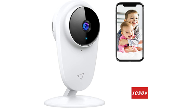Victure Best 2 Camera Baby Monitor Amazon