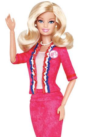 Barbie for President 2012