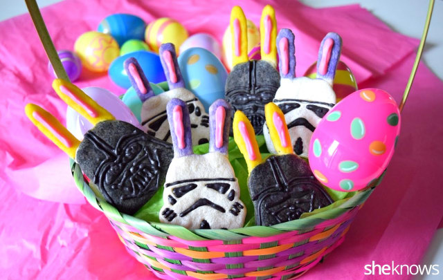 Star Wars Cookies for Easter