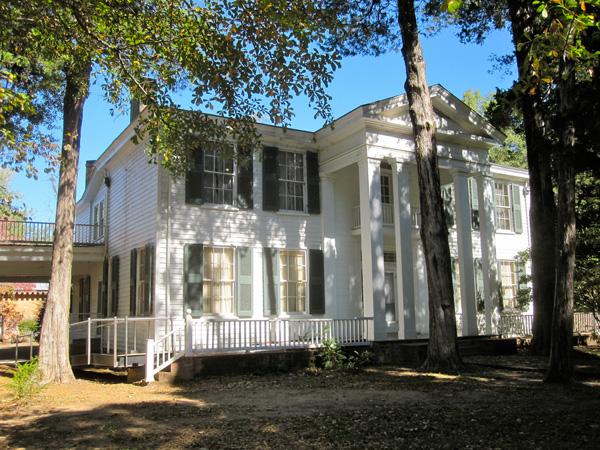William Faulkner's house in Oxford, Mississippi
