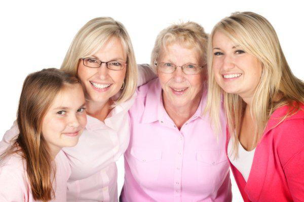 four generations during mothers day