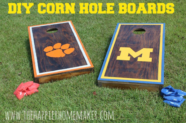 Corn hole game | Sheknows.com