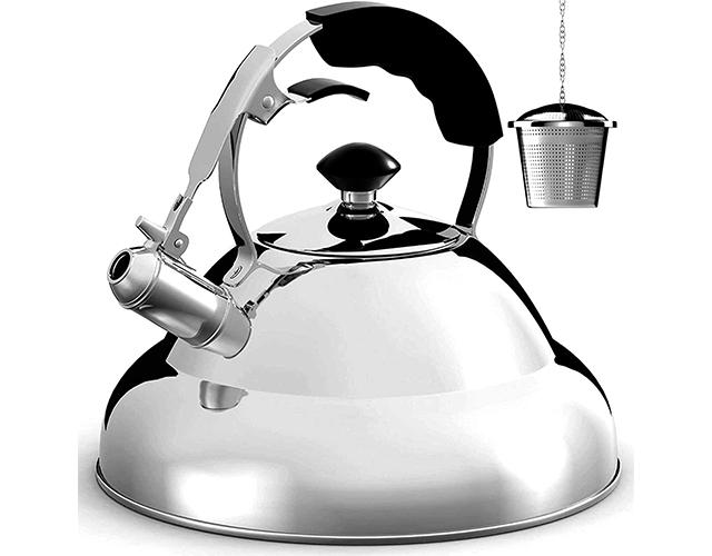 Willow and Everett Best Stove Top Tea Pot on Amazon