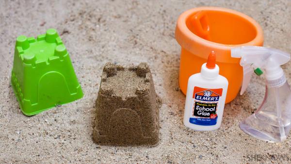 Permanent sandcastle | Sheknows.com