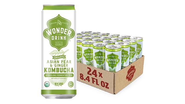 Wonder Drink Best Kombucha on Amazon