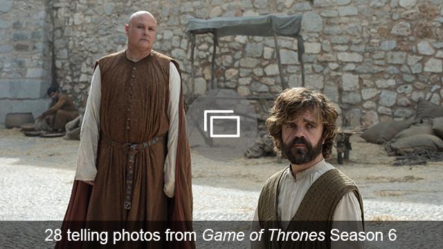 Game of Thrones Season 6 slideshow