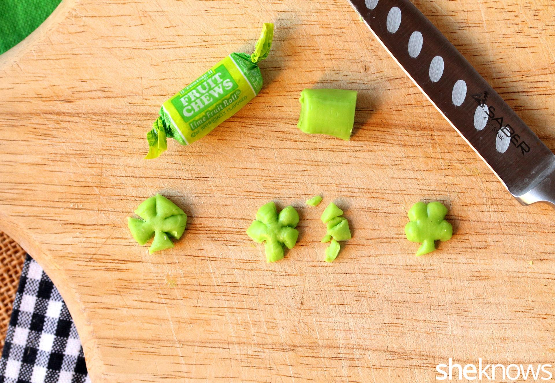 green candy clover