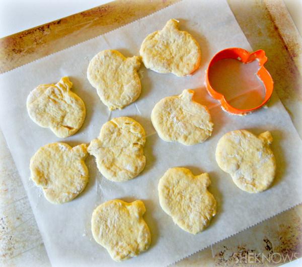 Pumpkin Beignets With Pumpkin Spice Filling
