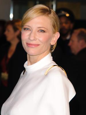 Cate Blanchett in 2012
