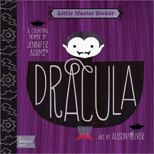 Dracula - Baby Lit book series
