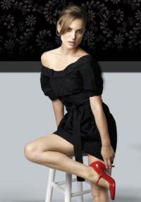 Natalie Portman Shoes