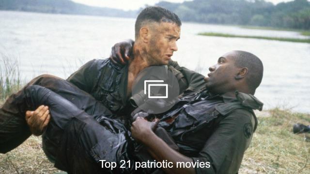 patriotic movies slideshow