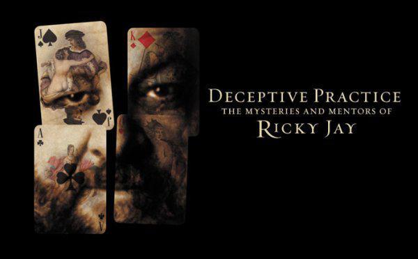 deceptive practice of ricky jay