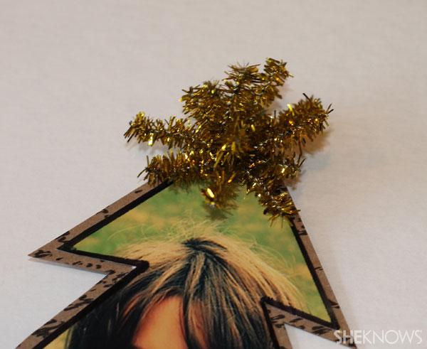 DIY photo placecards