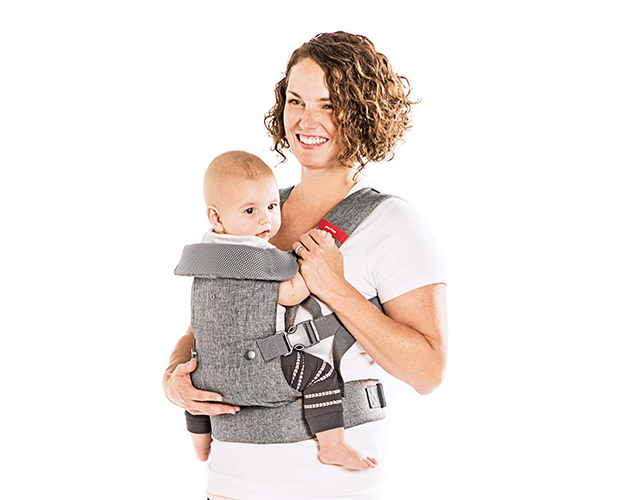You and Me Baby Carrier Front on Amazon