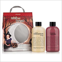 Philosophy's Trick or Treat shampoo