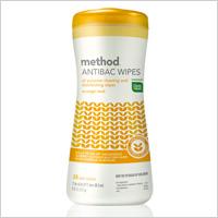 Method Antibac Wipes (MethodHome.com, $4)