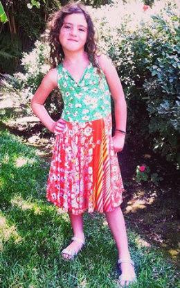 Jagger - Soleil Moon Frye's daughter