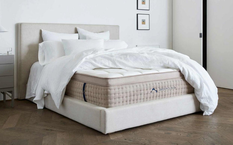 The DreamCloud mattress