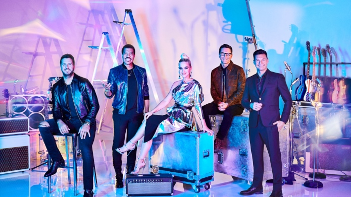 'American Idol' on ABC: Katy Perry,