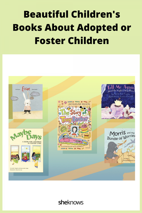 The Best Children's Books About Adopted or Foster Children
