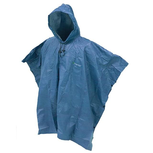 FROGG TOGGS Ultra-Lite2 Waterproof Breathable Rain Poncho