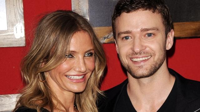 Justin Timberlake, Cameron Diaz
