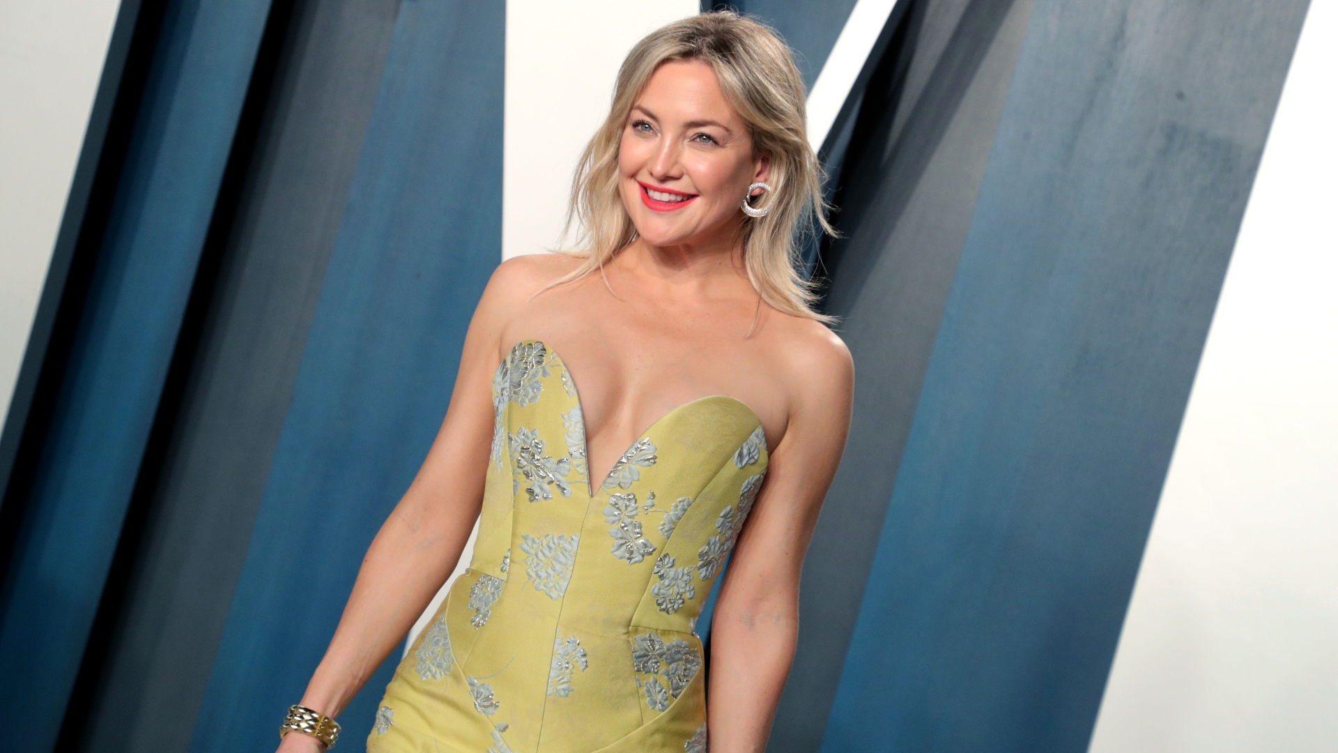 Kate Hudson's New Family Photo of 8-Year-Old Bingham & Baby Rani Rose Is Too Sweet