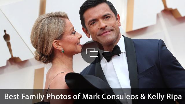 Kelly Ripa, Mark Consuelos