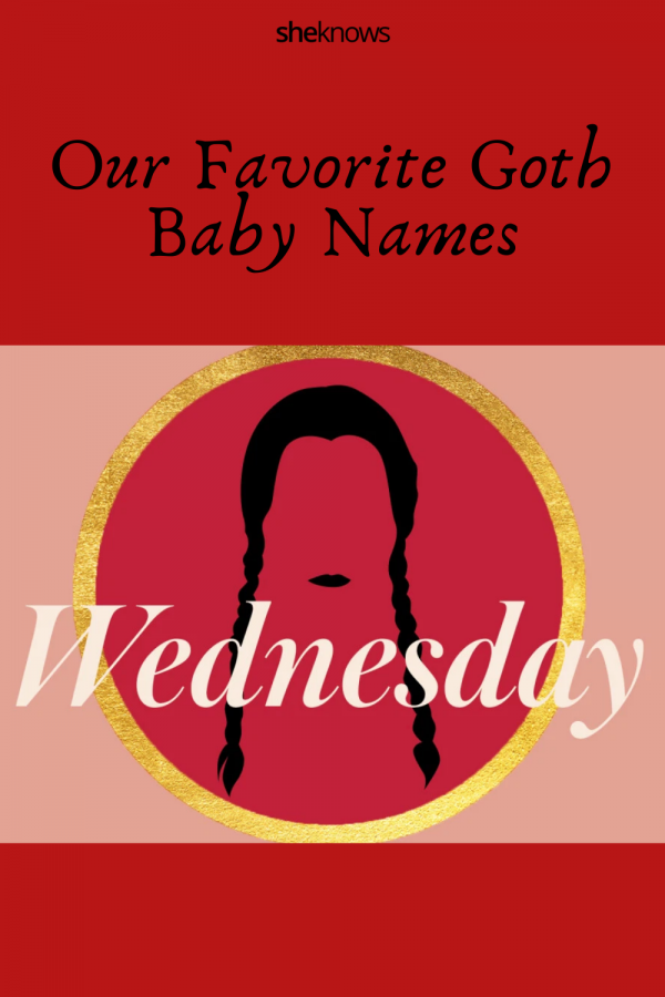 Goth Baby Names