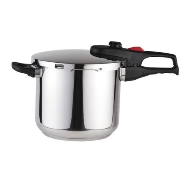 Magefesa Practika Plus Stainless Steel 8 Quart Pressure Cooker