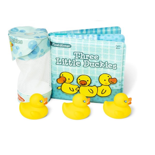 Melissa & Doug Float-Alongs: Three Little Duckies