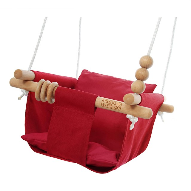 Monkey & Mouse Baby Swing