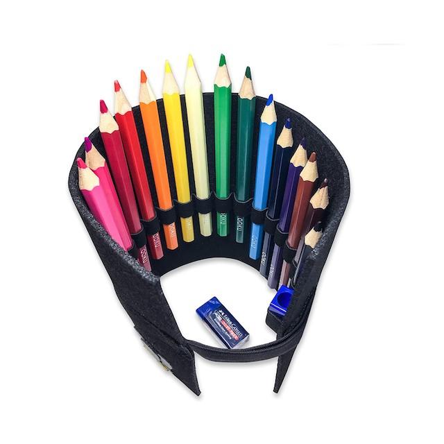 OOKU Chunky Kids Colored Pencils