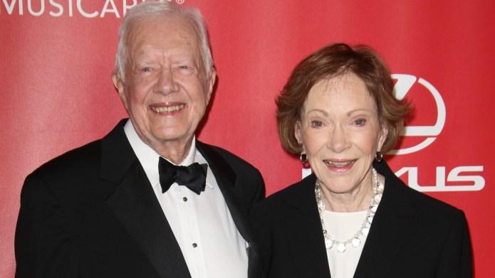 President Jimmy Carter, Rosalynn Carter