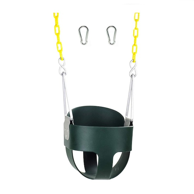 Squirrel Products Full Bucket Swing