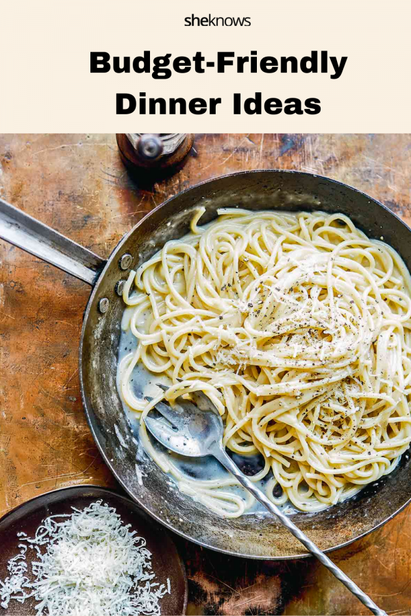 Dinner Recipes on a Budget
