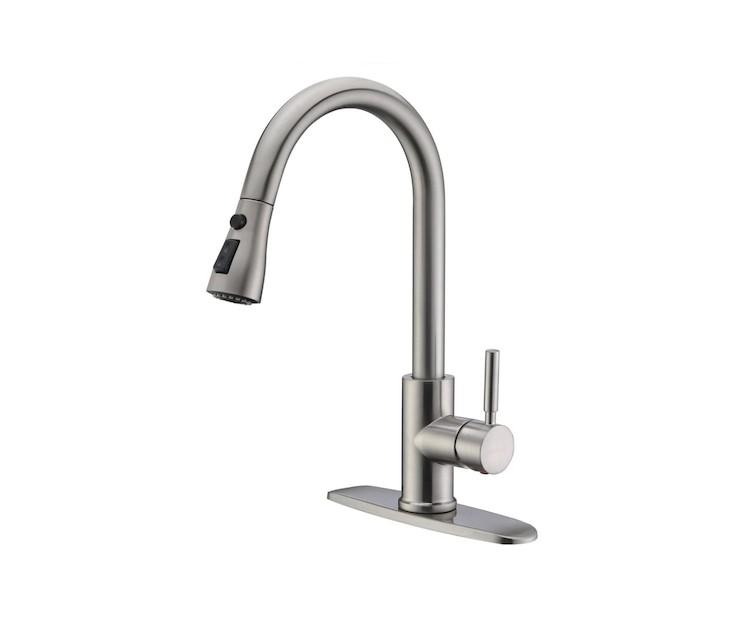 WEWE Single Handle Kitchen Faucet