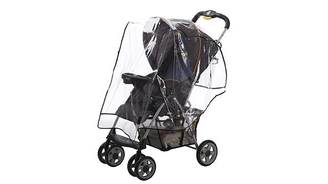 Alphabetz Best Stroller Rain Cover on Amazon