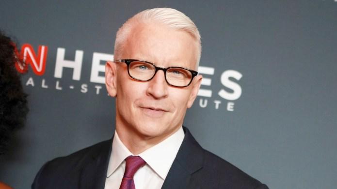 Anderson Cooper Announces the Birth of