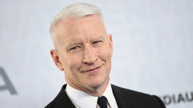 We Love the History Behind Anderson Cooper's Trendy Baby Name