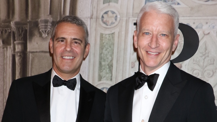Andy Cohen Is Stepping Up for
