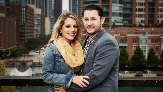 Anthony D'Amico, Ashley Petta in 'Married