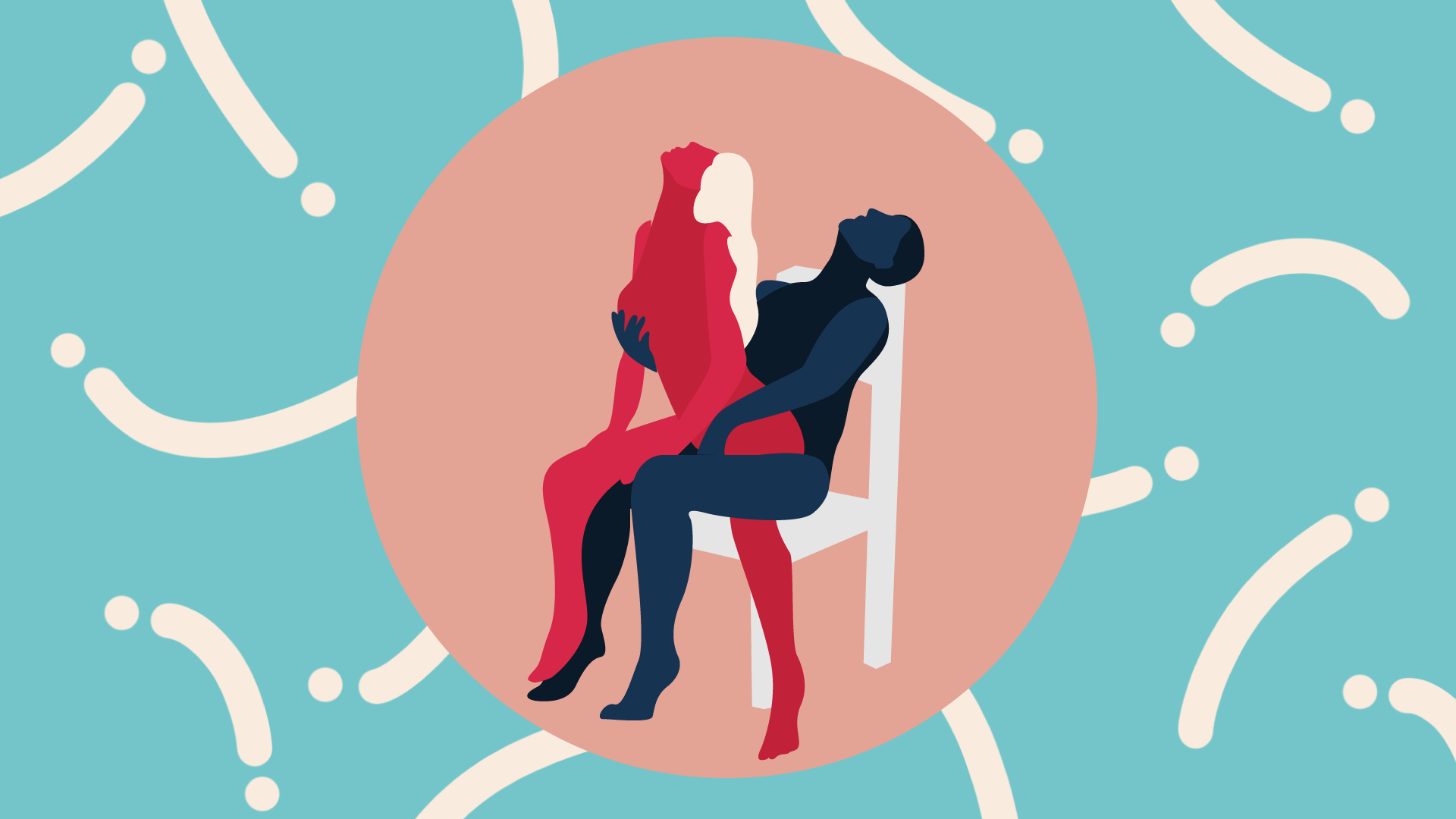 7 Sex Positions to Try on Your Absolute Favorite Chair