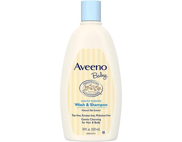 Aveeno Best baby shampoo amazon