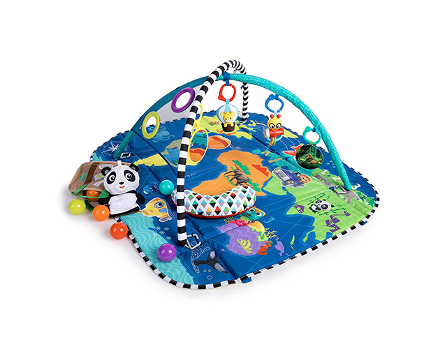 Baby Einstein best baby play mat on Amazon